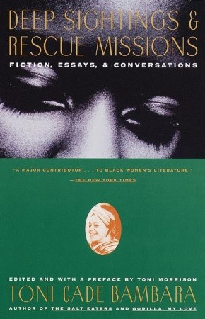 Deep Sightings & Rescue Missions by Toni Cade Bambara