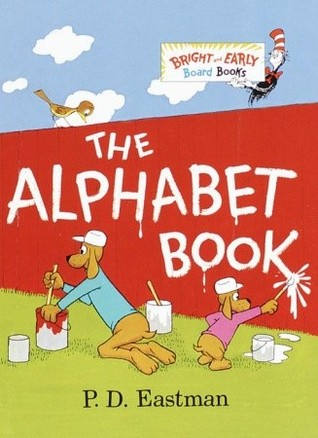 The Alphabet Book (Bright & Early Board Books)