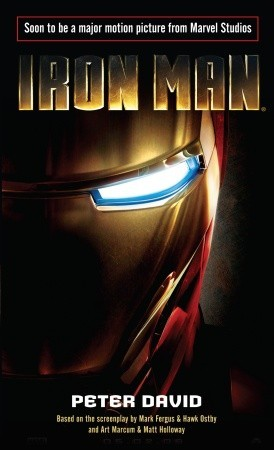 Iron Man by Peter David