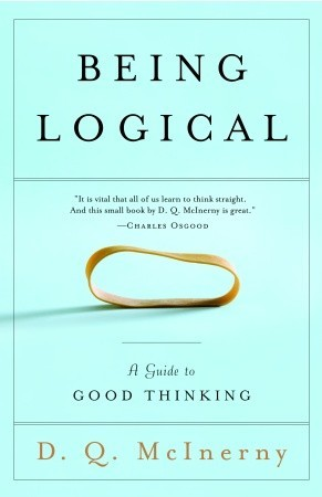Being Logical by D.Q. McInerny