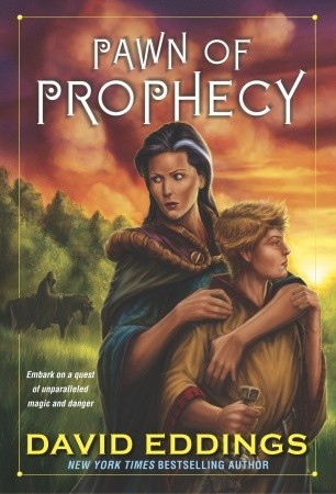 a review of the book pawn of prophecy by david eddings Download or stream pawn of prophecy by david eddings get 50% off this audiobook at the audiobooksnow online audio book store and download or stream it right to your computer, smartphone or tablet.