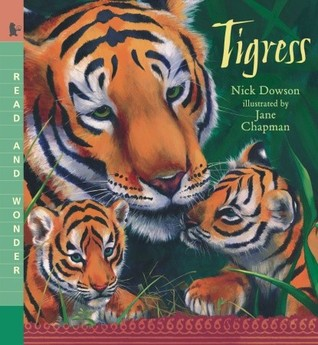 Tigress: Read and Wonder
