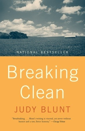 Breaking Clean by Judy Blunt