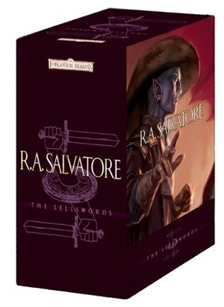 The Sellswords Gift Set (Forgotten Realms: The Sellswords, #1-3)