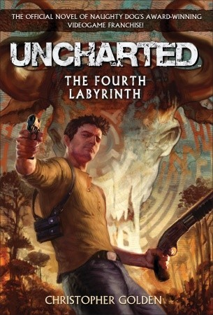 Uncharted by Christopher Golden