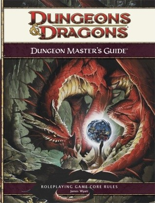Dungeon Master's Guide by Wizards RPG Team