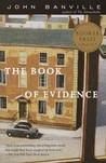 The Book of Evidence (The Freddie Montgomery Trilogy, #1)