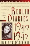 Berlin Diaries, 1940-1945 by Marie Vassiltchikov