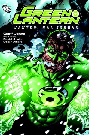 Green Lantern Vol. 3: Wanted - Hal Jordan