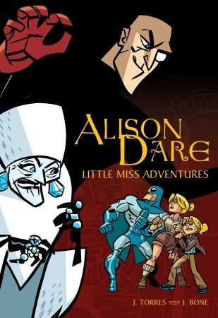 Graphic Novel Review: Alison Dare