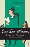 Love Lies Bleeding (Gervase Fen, #5)