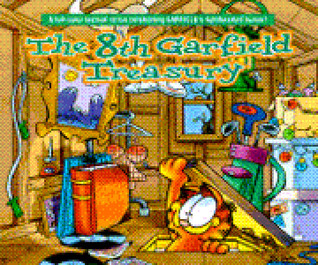 The 8th Garfield Treasury by Jim Davis