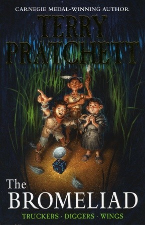 The Bromeliad by Terry Pratchett