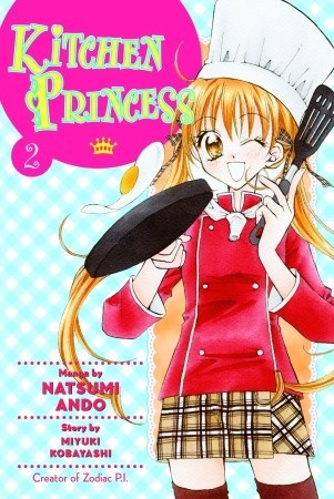 Kitchen Princess, Vol, 02 by Natsumi Ando