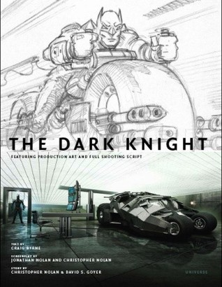 The Art of the Dark Knight: With Complete Script
