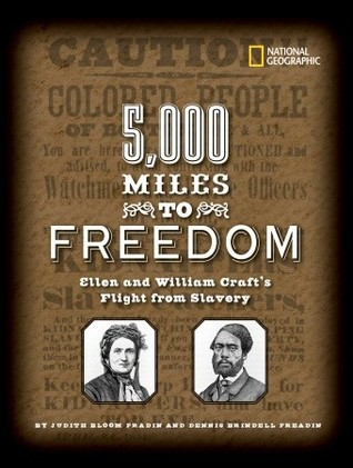 5,000 Miles to Freedom by Dennis Brindell Fradin