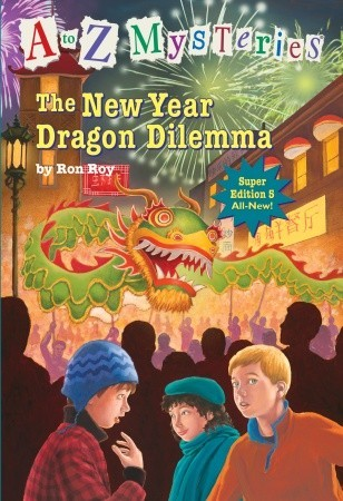 The New Year Dragon Dilemma by Ron Roy