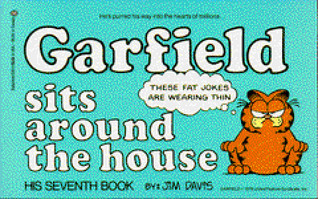 Garfield Sits around the House by Jim Davis