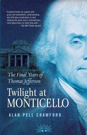 Twilight at Monticello by Alan Pell Crawford