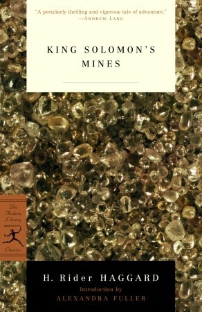 King Solomon's Mines (Allan Quatermain Vol.1)