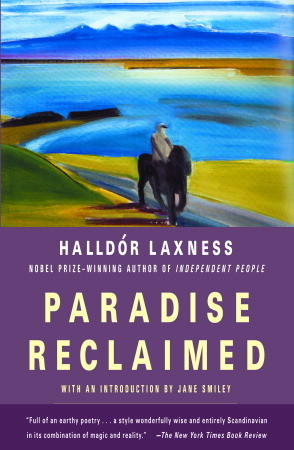 Paradise Reclaimed by Halldór Laxness