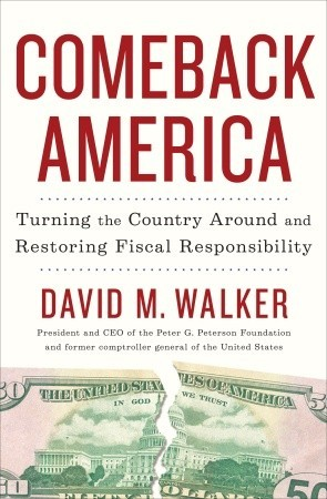 Comeback America by David M. Walker