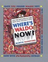 Where's Waldo Now? Mini Hardcover with Free Magnifying Lens