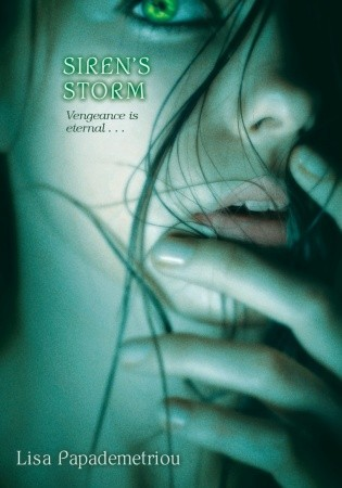 Siren's Storm Series by Lisa Papademetriou