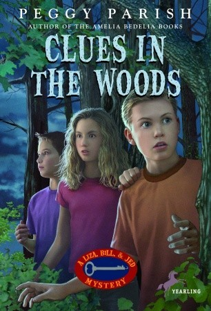 Clues in the Woods by Peggy Parish