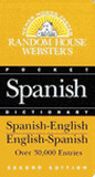 Random House Webster's Pocket Spanish Dictionary (Random House Newer Words Faster)