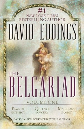 The Belgariad by David Eddings