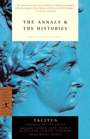 The Annals/The Histories by Tacitus