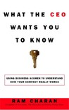 What the CEO Wants You to Know: Using Your Business Acumen to Understand How Your Company Really Works