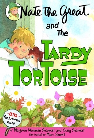 Nate the great and the tardy tortoise book report