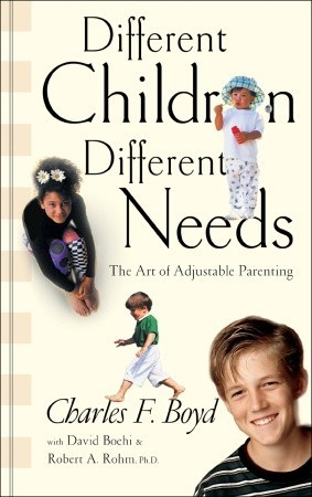 Different Children Different Needs