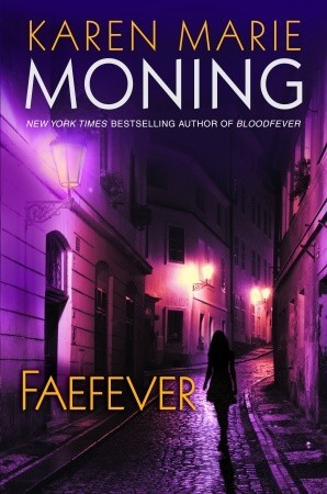 Post Thumbnail of Review: Faefever by Karen Marie Moning