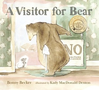 A Visitor for Bear (Bear and Mouse, #1)