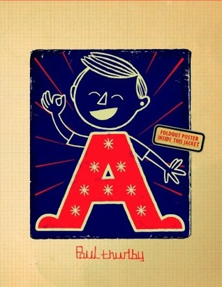 Paul Thurlby's Alphabet by Paul Thurlby