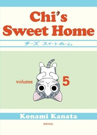 Chi's Sweet Home, Volume 5
