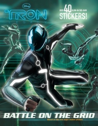 Battle on the Grid (Disney Tron)
