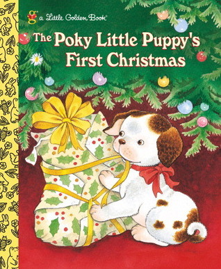 The Poky Little Puppy's First Christmas by Justine Korman Fontes
