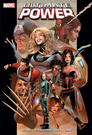 Ultimate Power by Brian Michael Bendis