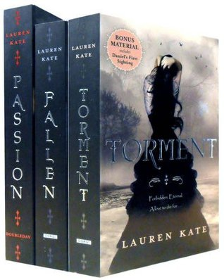 Fallen Series Trilogy: Passion, Torment and Fallen (Fallen, #1-3)