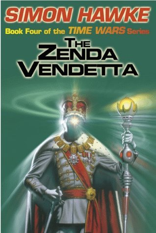 The Zenda Vendetta by Simon Hawke