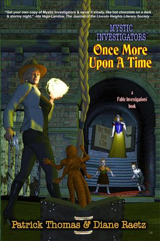 Once More Upon a Time by Patrick Thomas