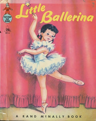 little ballerina dancing book review