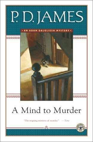A Mind to Murder by P.D. James