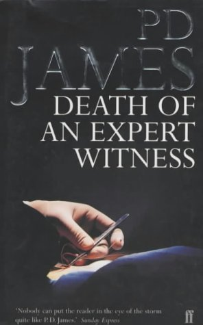 Death of an Expert Witness by P.D. James