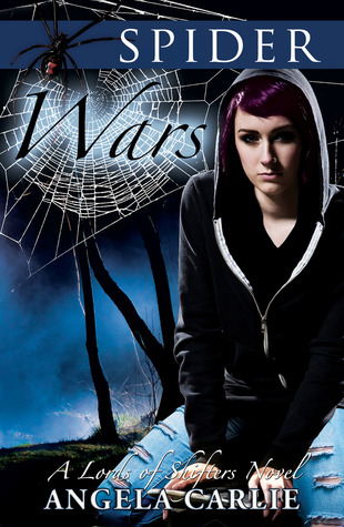 Spider Wars by Angela Carlie