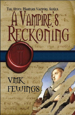 A Vampire's Reckoning by Vanessa Fewings